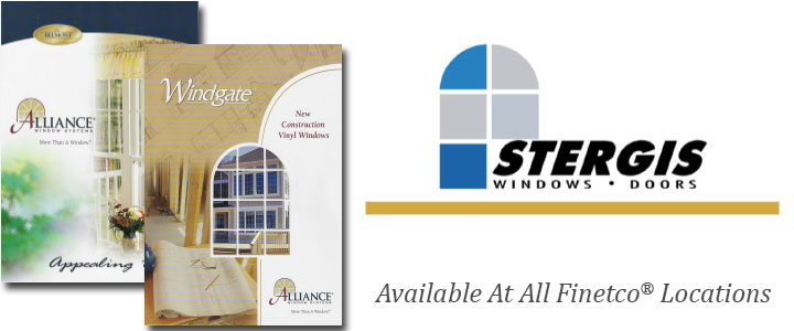 Stergis Windows and Doors Are A Best In Class product at West Haven Lumber
